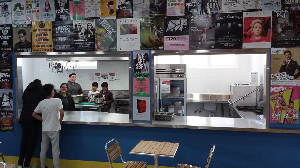 AYC Cafe