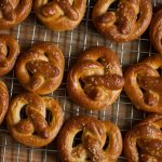 COOKING WITH KATE – soft pretzels
