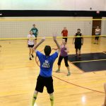 Volleyball Friendly Games