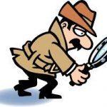 SCAVENGER HUNT – Follow the clues